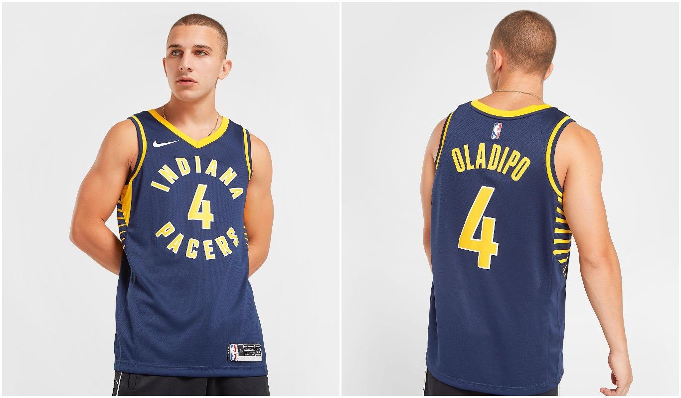 Camiseta de los Indiana Pacers