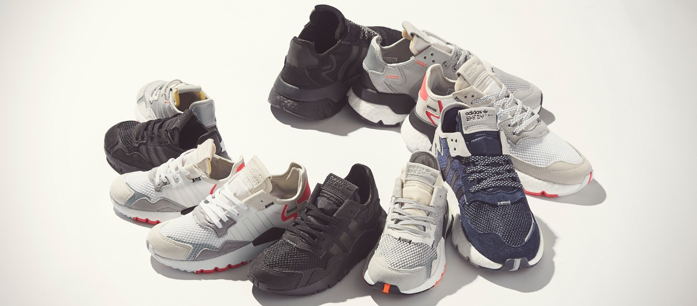 adidas Originals Nite Jogger voor de hele fam
