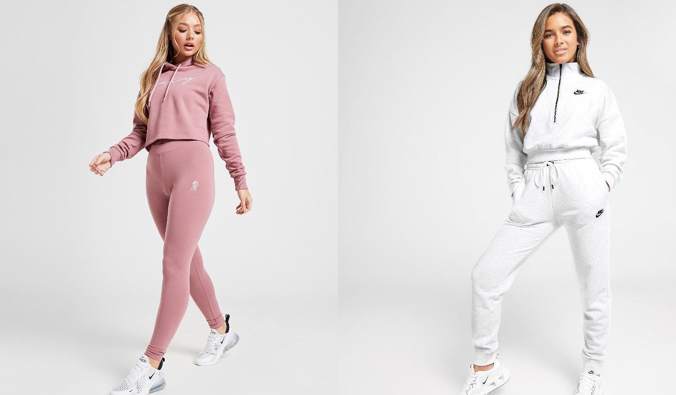 Conjunto para mujer de Gym King y de Nike