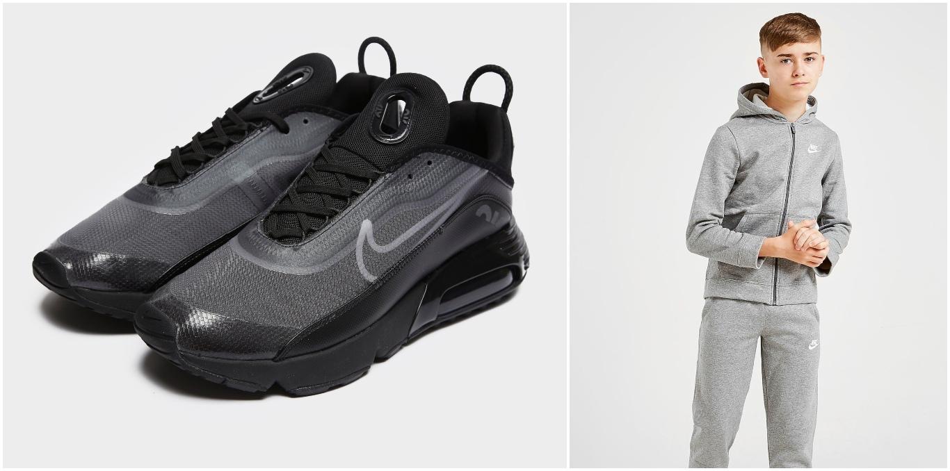 Outfit Nike de chico